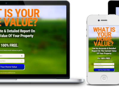 The Home Value Landing Page: Why Do You Need It?