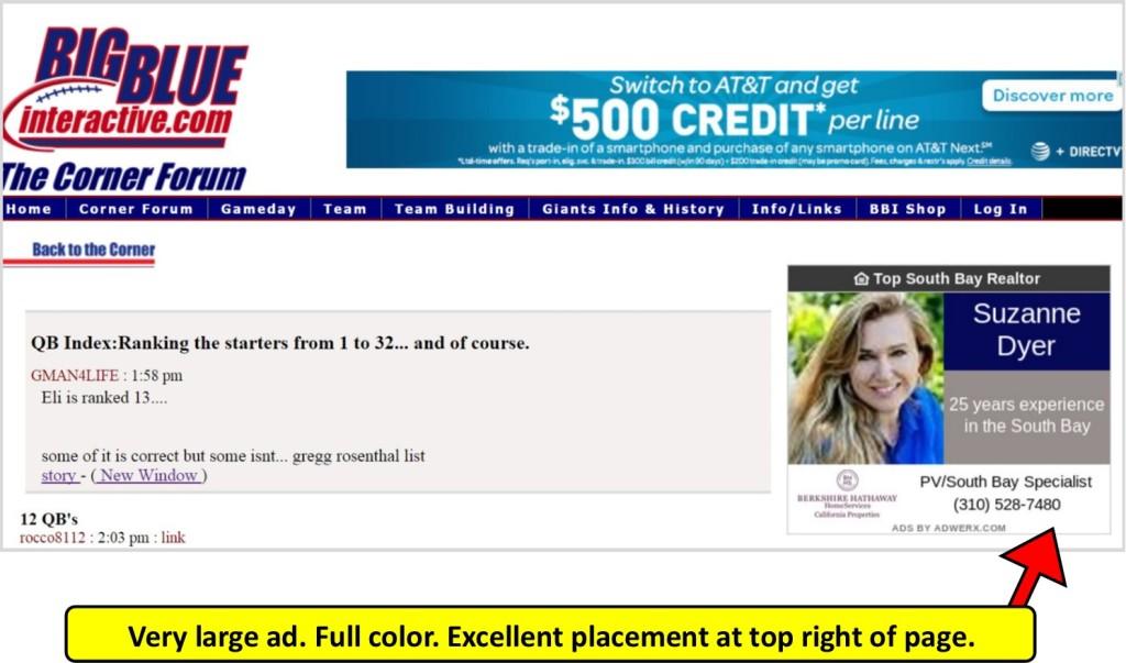Adwerx Ad Example