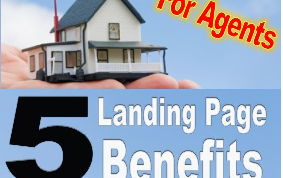 Real Estate Landing Pages: 5 Benefits For Agents