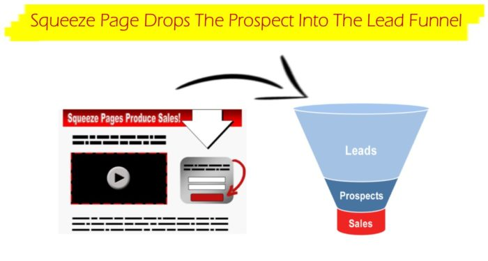 expired listing leads with squeeze pages