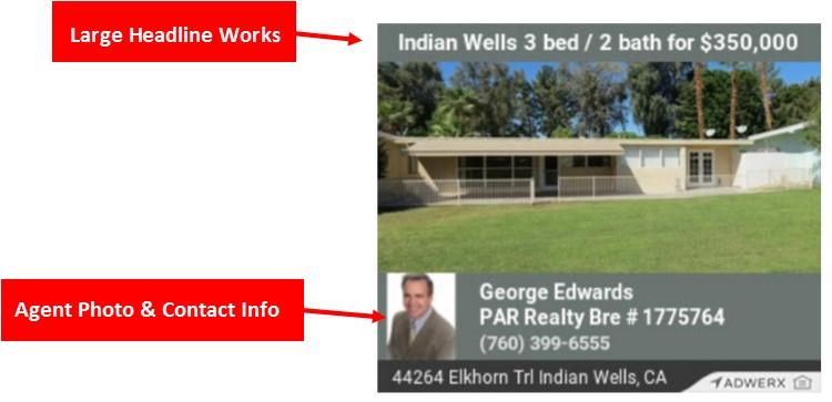 Adwerx Property Listing Ad