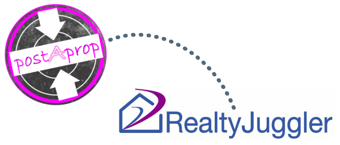 RealtyJuggler Integrated With postAprop