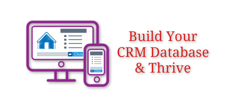 Your CRM Database Is A Golden Ticket