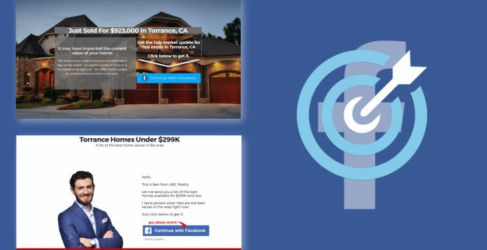 VIDEO: How To Create A Facebook Landing Page
