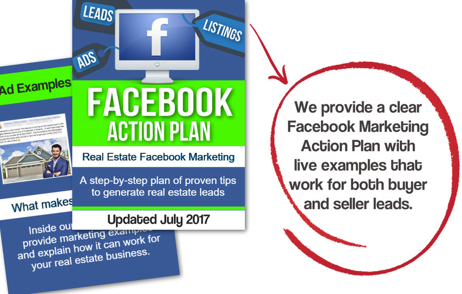 Facebook real estate leads